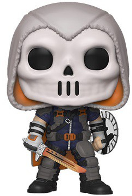 Funko Marvel Avengers GamerVerse POP! Games Taskmaster Vinyl Bobble Head #632
