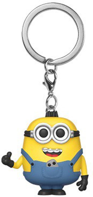 Funko Minions The Rise of Gru POP! Keychain Pet Rock Otto Keychain