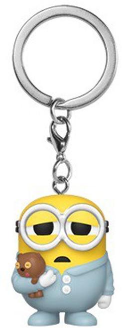 Funko Minions The Rise of Gru POP! Keychain Pajama Bob Keychain
