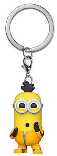 Funko Minions The Rise of Gru POP! Keychain Kung Fu Kevin Keychain