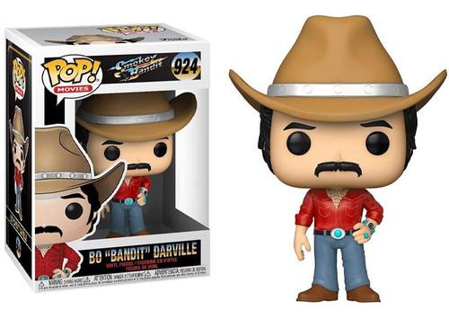 "Funko Smokey & the Bandit POP! Movies Bo ""Bandit"" Darville Vinyl Figure #924"