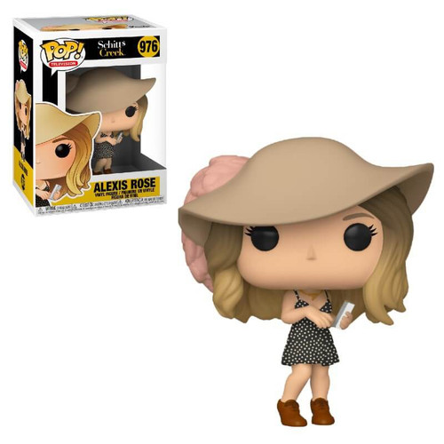 Funko Schitt's Creek POP! TV Alexis Rose Vinyl Figure #976