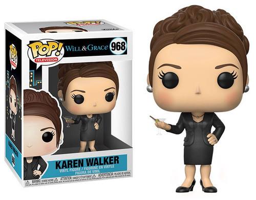 Funko Will & Grace POP! TV Karen Walker Vinyl Figure
