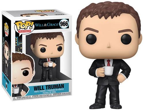 Funko Will & Grace POP! TV Will Truman Vinyl Figure