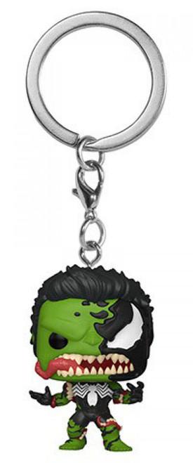 Funko POP! Marvel Venomized Hulk Keychain