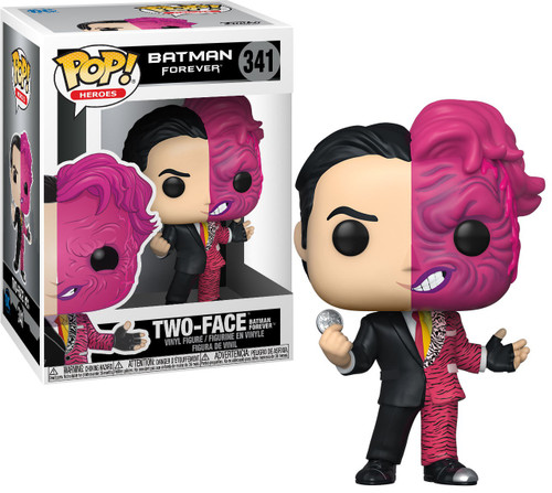 Funko DC Batman Forever POP! Heroes Two-Face Vinyl Figure