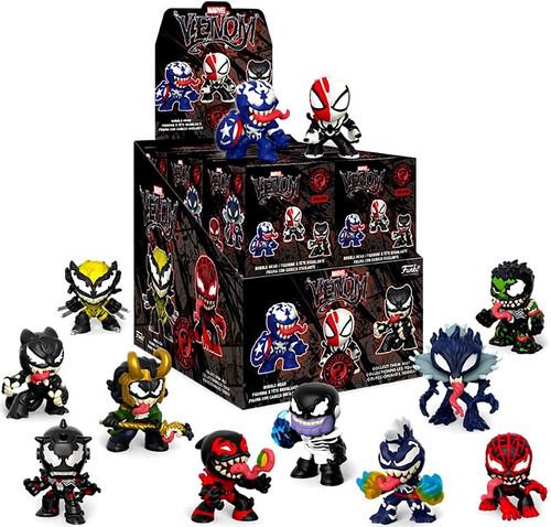 Funko Marvel Mystery Minis Venomized Mystery Box [12 Packs]