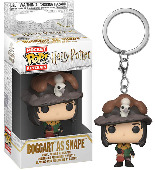 Funko Harry Potter Pocket POP! Movies Snape as Boggart Keychain