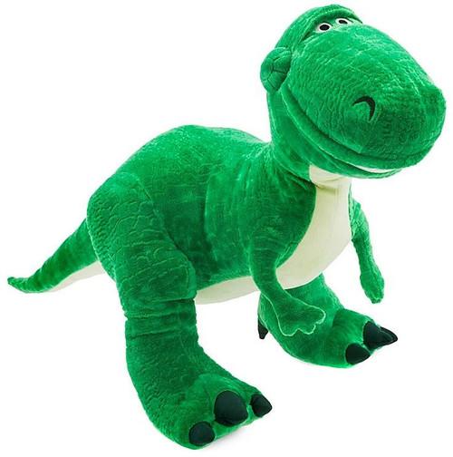 Disney Toy Story 4 Rex Exclusive 18-Inch Plush