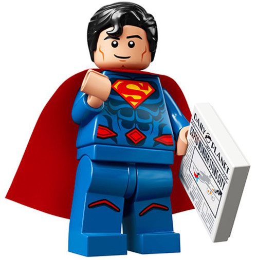 LEGO DC Super Heroes Rebirth Superman Minifigure [71026 Loose]
