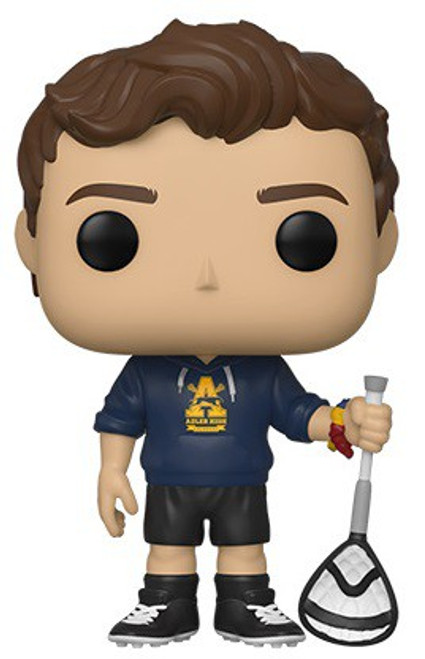 Funko To All the Boys I Loved Before POP! Movies Peter with Scrunchie Vinyl Figure