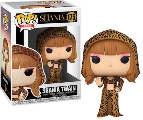 Funko POP! Rocks Shania Twain Vinyl Figure #175
