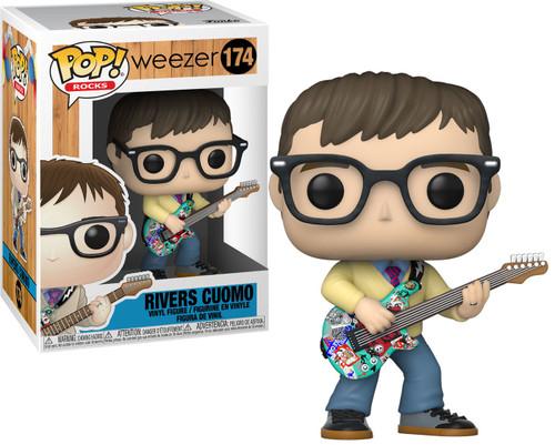 Funko Weezer POP! Rocks Rivers Cuomo Vinyl Figure