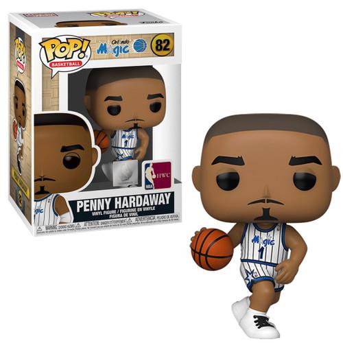 Funko Orlando Magic POP! NBA Legends Penny Hardaway Vinyl Figure #82 [White Uniform]