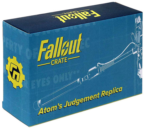 Fallout Atom's Judgement Replica Exclusive Mini Replica