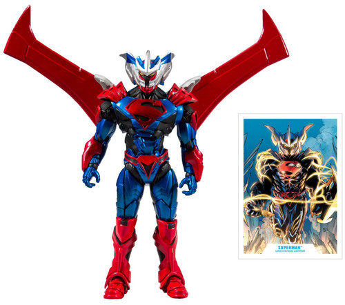 McFarlane Toys DC Multiverse Superman Action Figure [Unchained Armor]