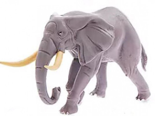 Disney The Lion King Elephant 3-Inch PVC Figure [Light Gray Loose]
