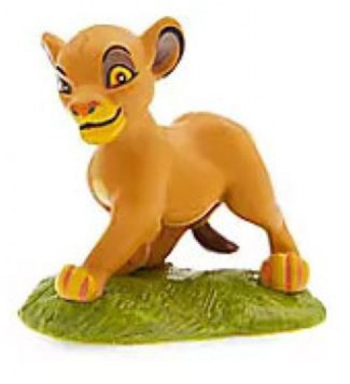 Disney The Lion King Young Simba 2-Inch PVC Figure [Version 2 Loose]