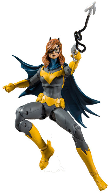 McFarlane Toys DC Multiverse Rebirth Build-A Batmobile Batgirl Action Figure [Art of the Crime]