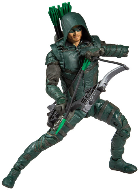 McFarlane Toys DC Multiverse Green Arrow Action Figure [TV Series]