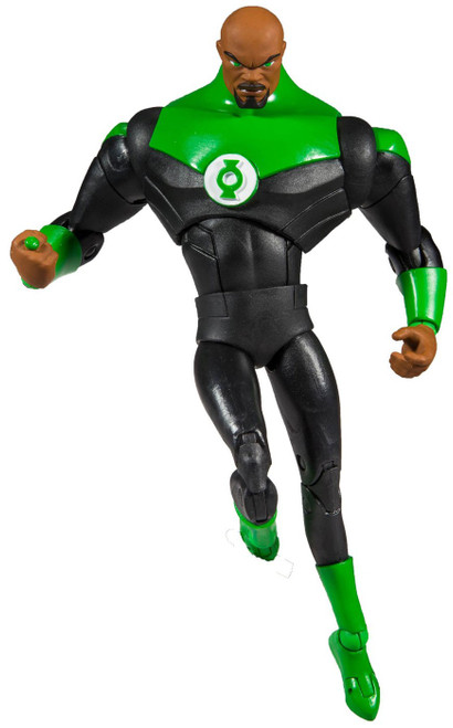 McFarlane Toys DC Multiverse Green Lantern Action Figure [Justice League Animated]