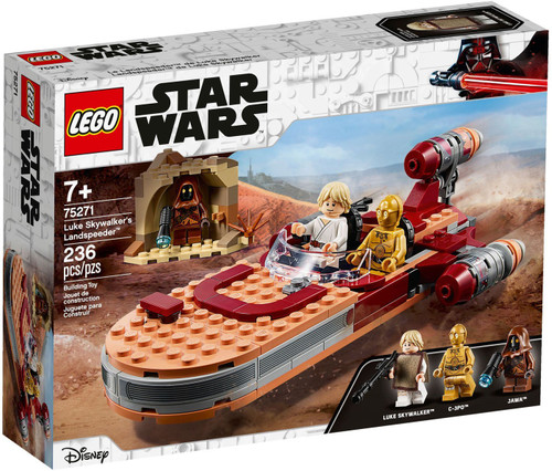 LEGO Star Wars Luke Skywalker's Landspeeder Set #75274