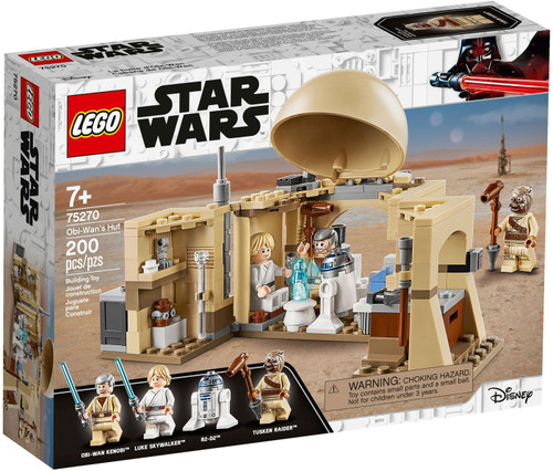LEGO Star Wars Obi-Wan's Hut Set #75270