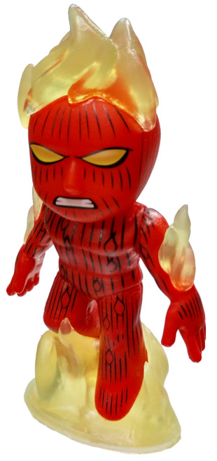 Funko Marvel Fantastic Four Human Torch 1/6 Mystery Minifigure [On Fire Loose]