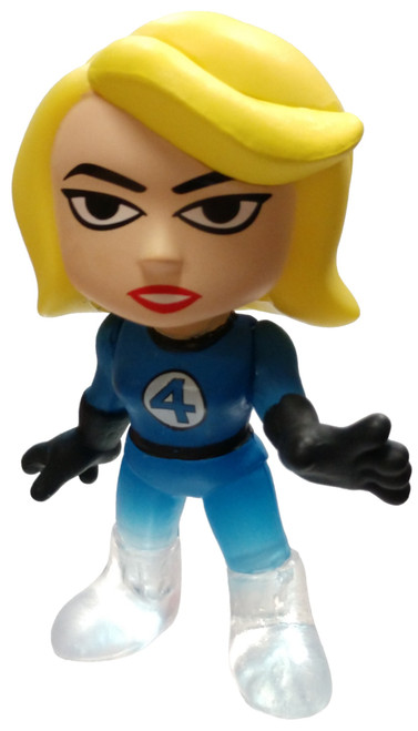 Funko Marvel Fantastic Four Invisible Woman Exclusive 1/6 Mystery Minifigure [Disappearing Loose]