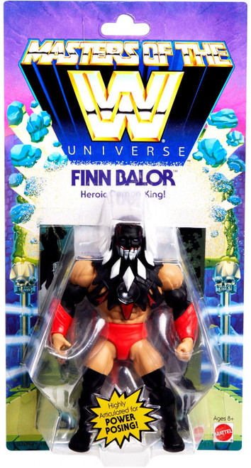 WWE Wrestling Masters of the WWE Universe Finn Balor Exclusive Action Figure