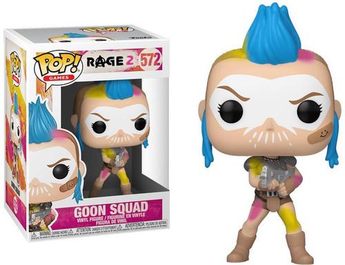 Funko Rage 2 Pop! Games Goon Squad Vinyl Figure #572