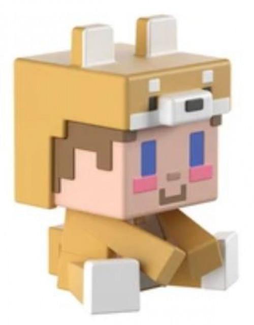 Minecraft Cute Series 18 Shiba Steve Minifigure [Loose]