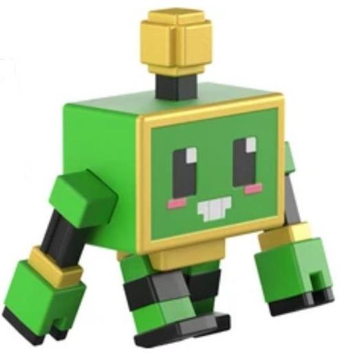 Minecraft Cute Series 18 Minebot Minifigure [Loose]