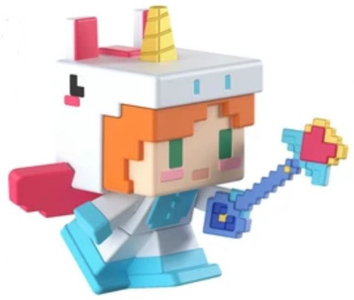 loose Minecraft Cute Series 18 moumoute Sheep figurine