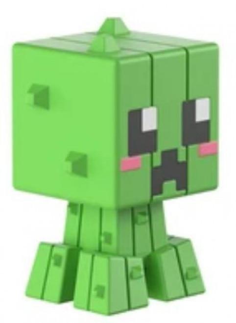 Minecraft Cute Series 18 Cactus Creeper Minifigure [Loose]