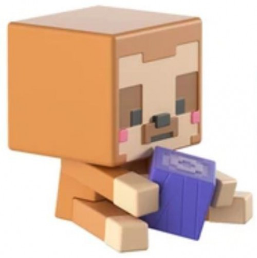 Minecraft Cute Series 18 Cuddly Sloth Minifigure [Loose]