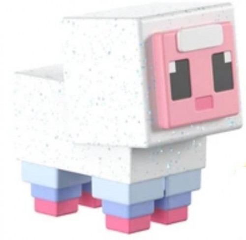 Minecraft Cute Series 18 Fluffy Sheep Minifigure [Loose]