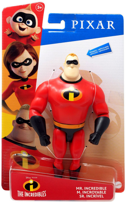 Disney / Pixar Mr. Incredible Action Figure