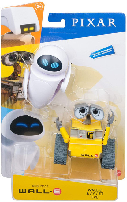 Disney / Pixar Wall-E & Eve Action Figure 2-Pack