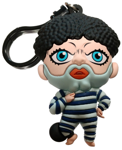 One Punch Man 3D Figural Foam Bag Clip Puri-Puri Prisoner Mystery Minifigure [Loose]