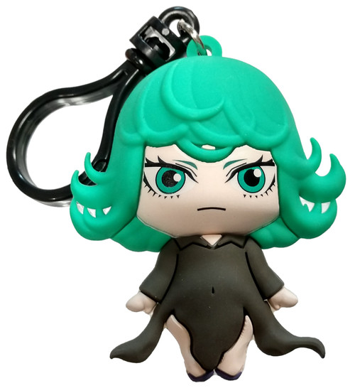 One Punch Man 3D Figural Foam Bag Clip Series 1 Tatsumaki Mystery Minifigure [Tornado of Terror Loose]