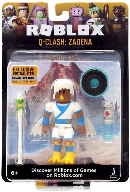 Roblox Celebrity Collection Q-Clash: Zadena Action Figure