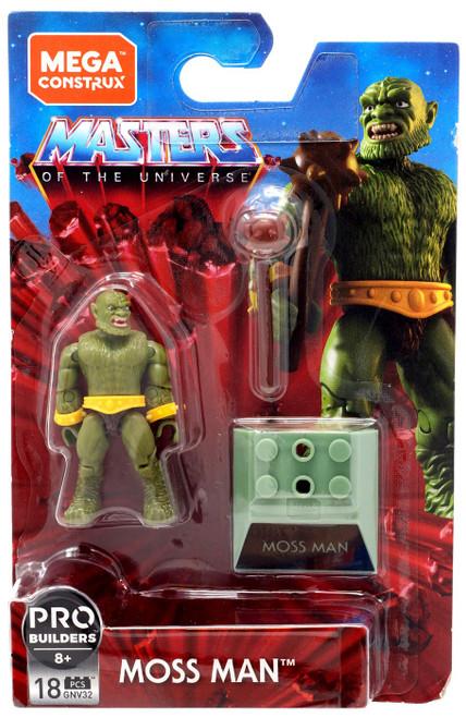 Mega Construx Masters of the Universe Heroes Moss Man Mini Figure