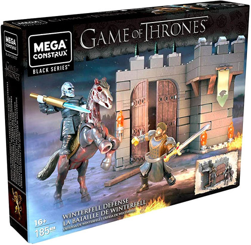 Game of Thrones Black Series Winterfell Defense Set