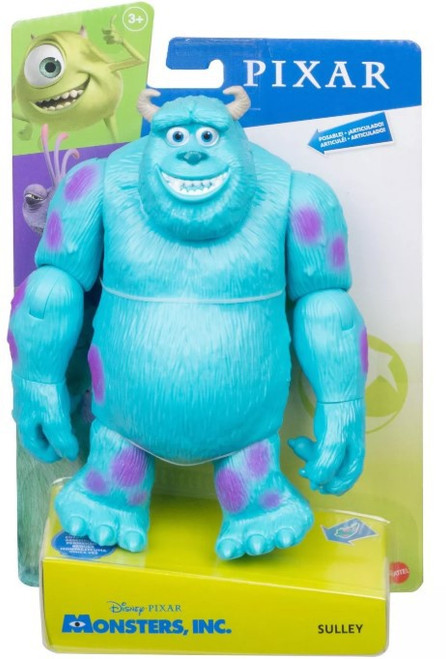 Disney / Pixar Monsters Inc Sulley Action Figure