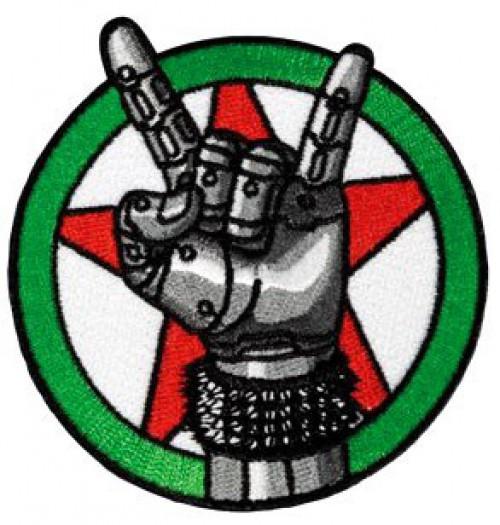Cyberpunk 2077 Silverhand Emblem 1.5-Inch Patch