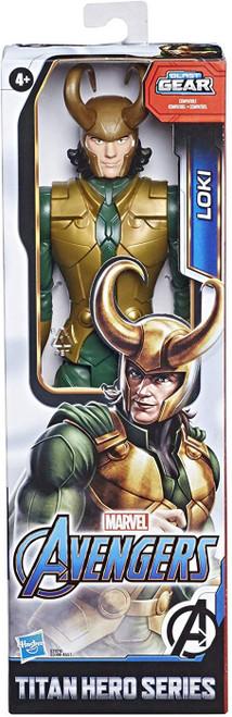 Marvel Avengers Titan Hero Series Loki Action Figure [2020]