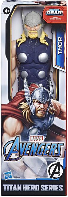 Marvel Avengers Titan Hero Series Thor Action Figure [2020]
