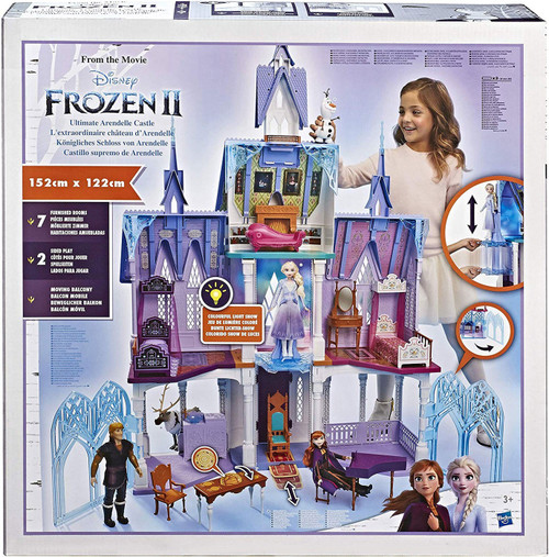 Disney Frozen 2 Ultimate Arendelle Castle Playset (Pre-Order ships May)