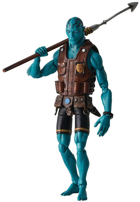 Hellboy Abe Sapien Exclusive Action Figure [Standard Version]